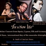 CONCIERTO BENEFICO «For a New life»