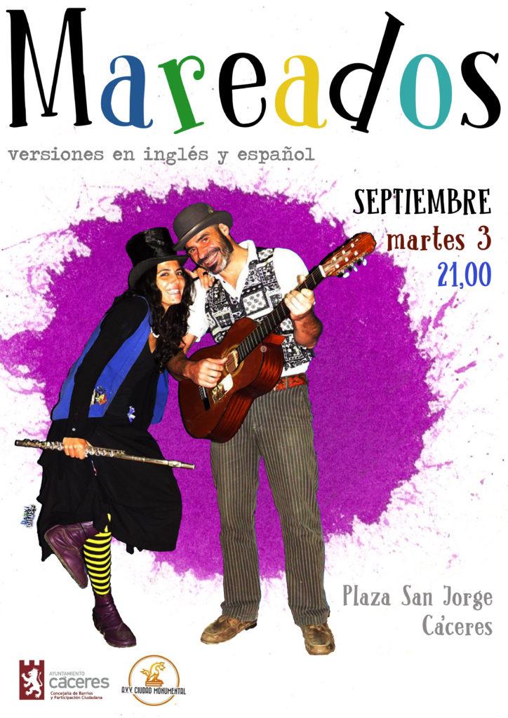 FIESTAS DEL BARRIO 2019 3 Septiembre del 2019