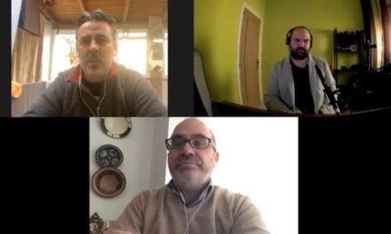INTRAMUROS: CONVERSACIONES DE BARRIO. Capítulo Tres